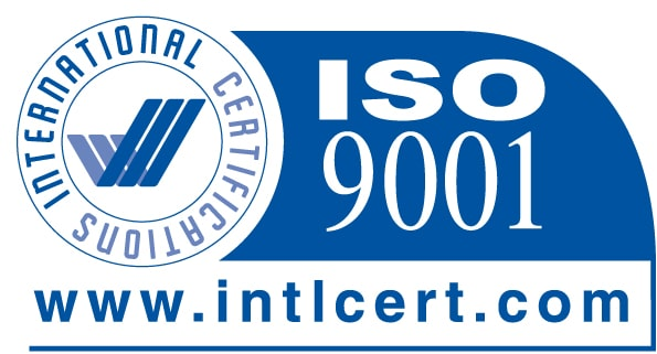ICL ISO 9001 logo - Home