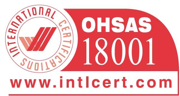 ICL OHSAS 18001 logo - Environmental Policy